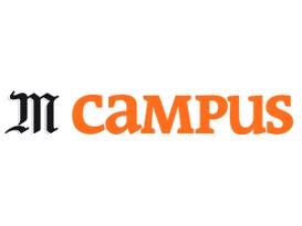 Logo Le Monde Campus